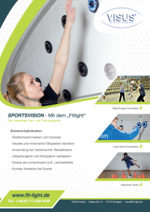 Fitlight Flyer