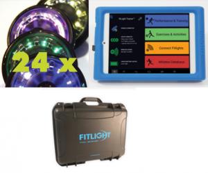Fitlight Produkte - Fitlight System (24er Set)
