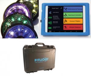 Fitlight Produkt - Fitlight System (4er Set)
