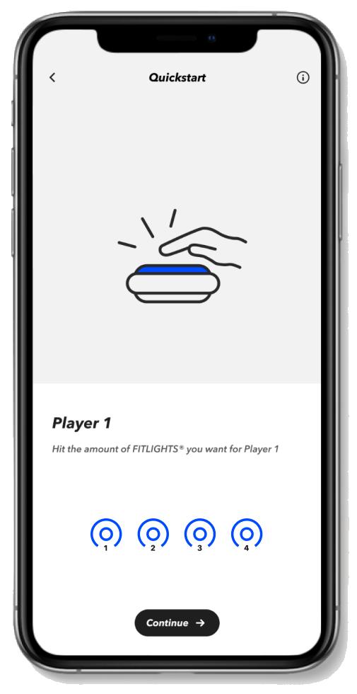 FITLIGHT App